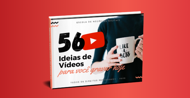 56 ideias de video para youtube
